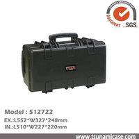 Waterproof case with wheel(512722)