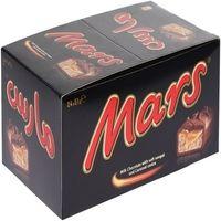 Mars Chocolate Bars, Box of 24 Pieces (24 x 51g) thumbnail image