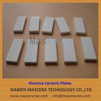 Al2O3 Alumina Ceramic Insulator Plates for Planar Transformer
