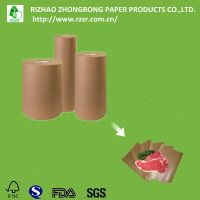 PE coated meat wrapping paper butcher paper