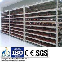 Light Duty Warehouse Selective Storage Shelf For Warehouse Storage System