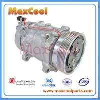 SD7V16 ac compressor ar de Ford Galaxy /Seat Alhambra/VW Caddy 1.9 TDI 1H0820803DX 1J0820803D 7M0820