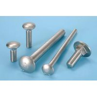 DIN603 ANSI B18.5 carriage bolts