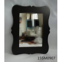 mdf/wood frame mirror