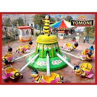 children's games used amusement rides control rotation bee amusement park rides for sale thumbnail image