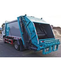 6 CBM Waste Compression Truck [FREE FREIGHT WORLDWIDE] thumbnail image