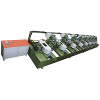 Square Tube Polishing Machine