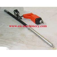 insert vibrator / concrete vibrator construction machine Best Selling India price