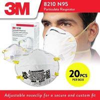 3M 8210 N95 face mask thumbnail image