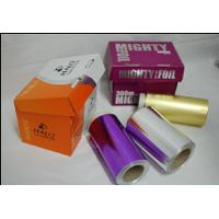 recyclable hairdressing foil used in salon thumbnail image