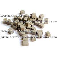Tungsten Cubes