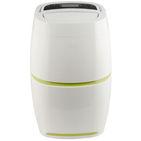 Firstsing 20L Portable Removable Water Tank Low Noise Move Dehumidifier With Wheels