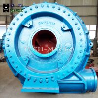 Centrifugal mud slurry pumps series G(H)for dredging river course thumbnail image