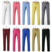 women's denim full colour jeans
