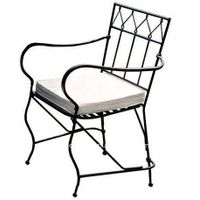 Wrought Iron Chair thumbnail image