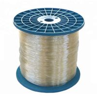High Quality 2.2mm Transparent Polyester Wire For Greenhouse