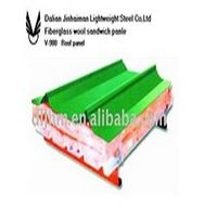 insulation sandwich panels for wall and roof/composite insulation board thumbnail image