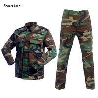 Military uniforms Battle dress Uniform Tactical suits BDU thumbnail image