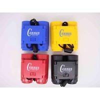 Plastic Folding Toy Binoculars For Kids / Small Portable Kids Telescope