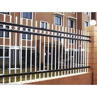 Zinc Steel Tube Fence