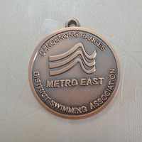 Swimming Award medal,Swimming Award Medal China, Stainless Steel Medal Supplier,Medals thumbnail image