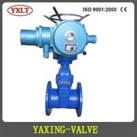 Electric Resilient Seated Gate Valve thumbnail image