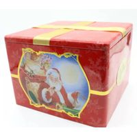 custom Christmas gifts packaging box,Easter decoration tin box,valentine's day gift tin box thumbnail image