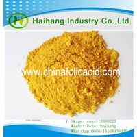 Folic acid fine powder cas 59-30-3