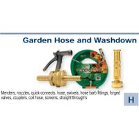 Garden Hose and Washdown Fittings thumbnail image