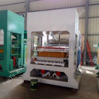 Hydraulic Unburned Full-Automatic Semi-automatic Brick Forming Concrete Block Making Machine