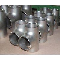 Titanium Grade2 butt weld elbow