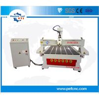 Woodworking by Suction for Advertising/Furniture Wood CNC Router Machine thumbnail image
