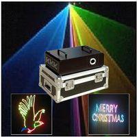 RGB full color animation laser stage light wedding light thumbnail image