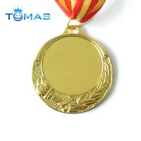 Custom made wholesale cheap metal medal