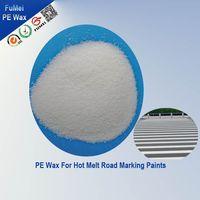 Polyethylene wax for Hot melt road marking paint