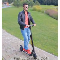 2018 New model Fitrider e scooter Fitcoo with quick released battery