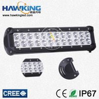 2014 Flood Or Spot EPISTAR Double Row  72w Offroad LED Light Bar