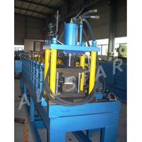 Stud Furing Channel Roll Forming Machine