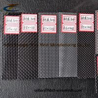 Plain Weave Stainless Steel Wire Mesh Screen / Stainless Steel Wire Mesh Panels