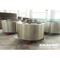 CHAENG kiln support roller process