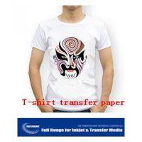 inkjet T-shirt Transfer paper