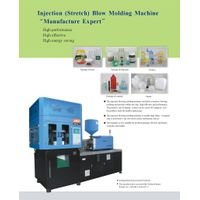 Single stage bottle blowing machine,CE approval
