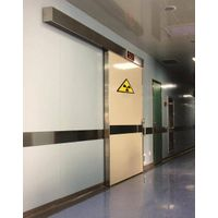 x-ray protection lead door