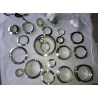 CNC machined auto parts and machinery parts