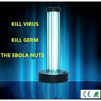 UV Bactericidal lamp 36W two tubes with Remote for Residential Auti-Virus thumbnail image