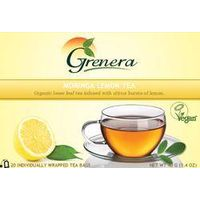 Moringa Lemon  Tea