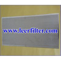 Perforated Sheet Sintered Wire Mesh thumbnail image