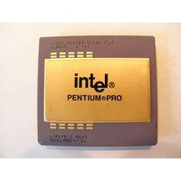 INTEL PENTIUM PRO Ceramic gold CPU for Scrap Gold Recovery / Precious metals