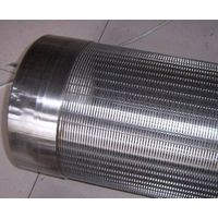 V-wire casing pipe and water well screen