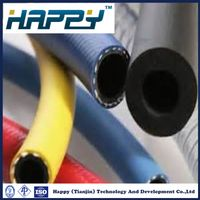 SAE 100 R6 Single Fiber Braided Hydraulic Rubber Hose